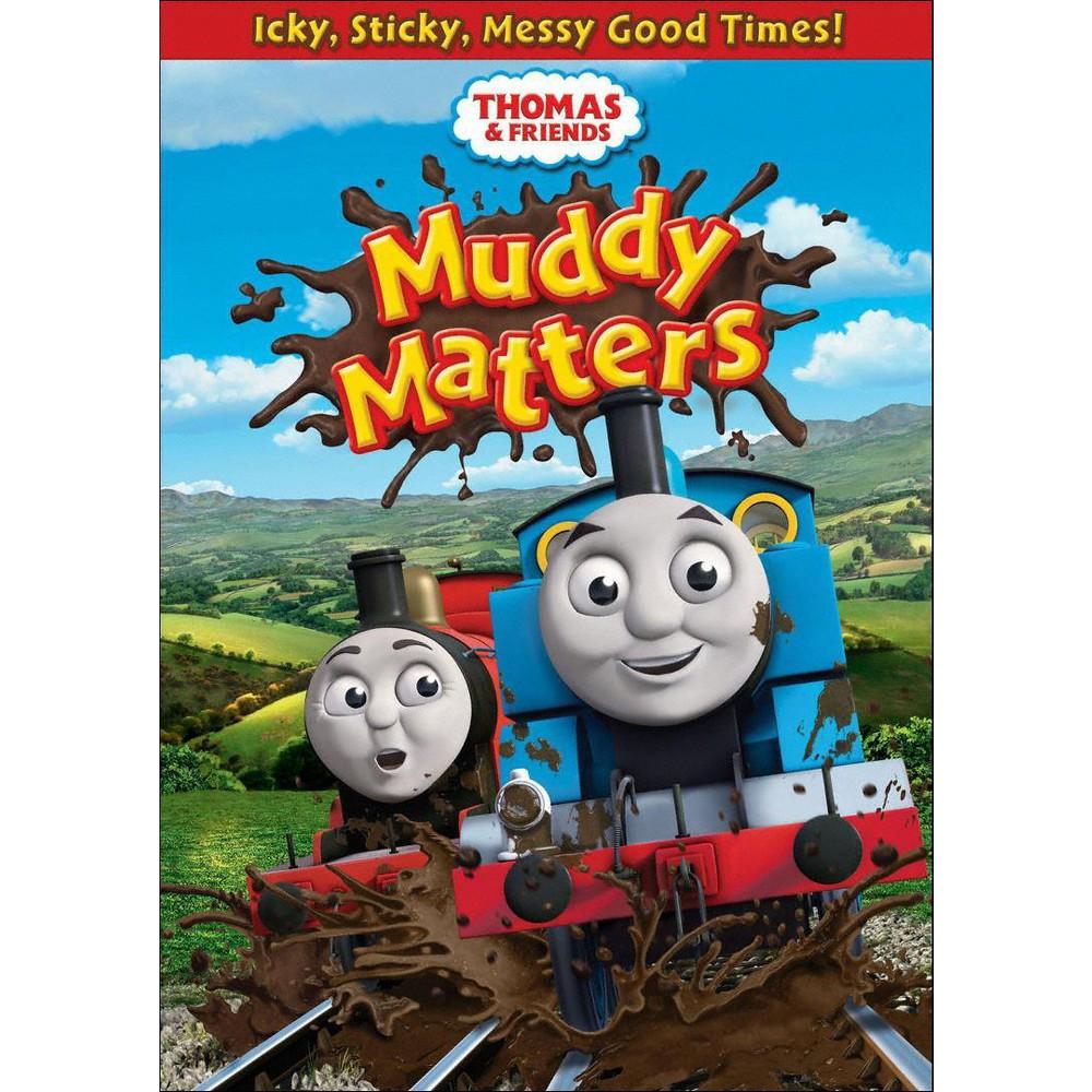 Thomas 38 Friends Muddy Matters Dvd