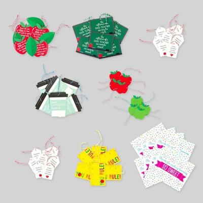 64ct Paper Tags - Bullseye's Playground™