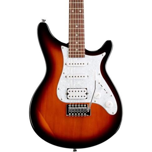 Rogue Rocketeer Deluxe Electric Guitar Target