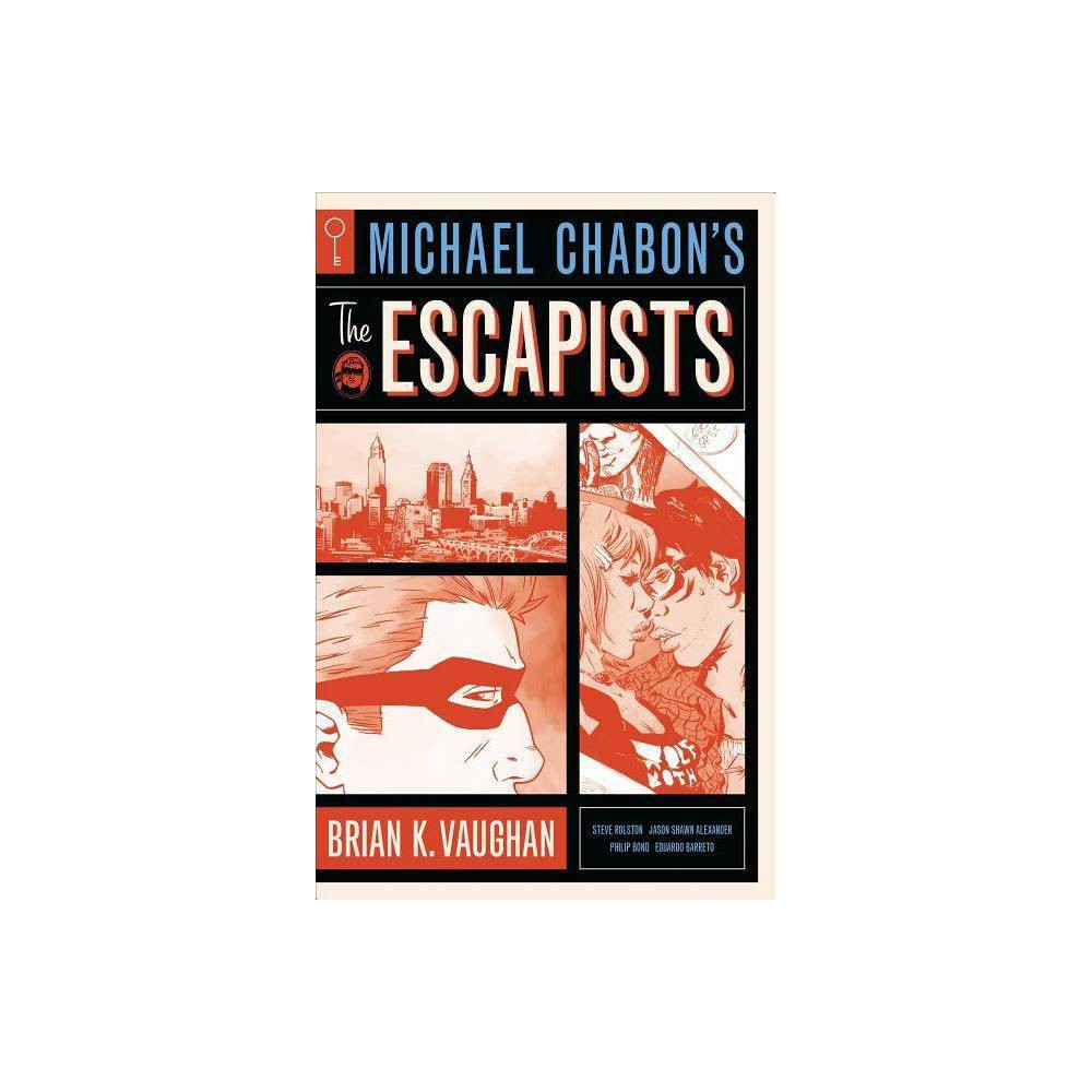 Low Price Michael Chabon The Escapists By Michael Chabon Brian K Vaughan Paperback