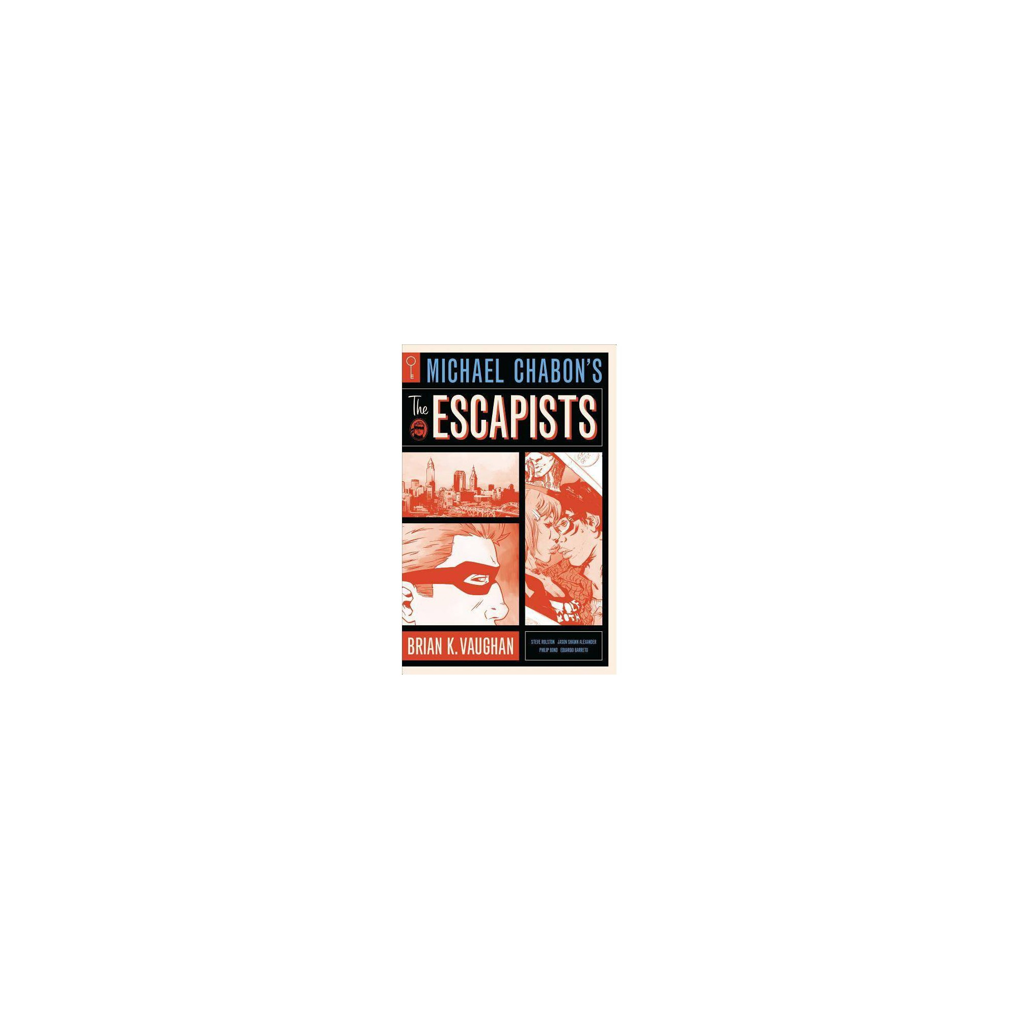 Michael Chabon's the Escapists - by Michael Chabon & Brian K Vaughan (Paperback)