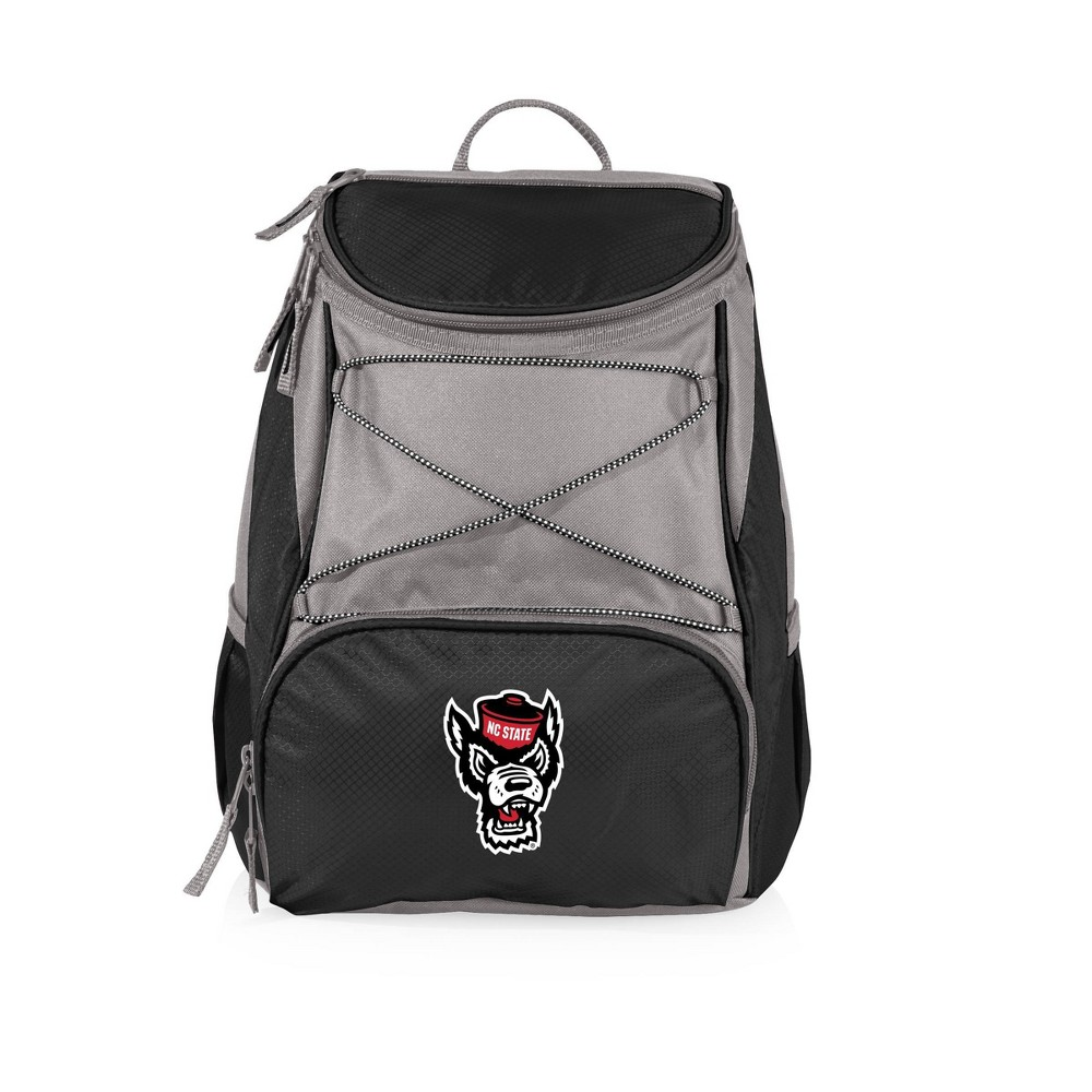 Ncaa Nc State Wolfpack Ptx Backpack Cooler Black