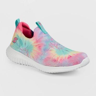Girls' S Sport by Skechers Idina Slip-On Apparel Sneakers