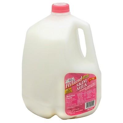 Hiland Skim Milk - 1gal