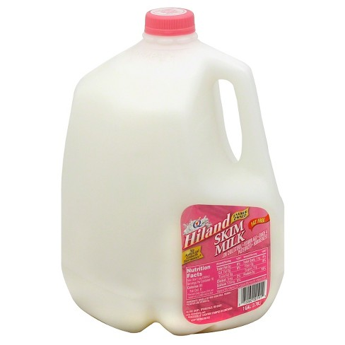 Hiland Skim Milk - 1gal - image 1 of 1