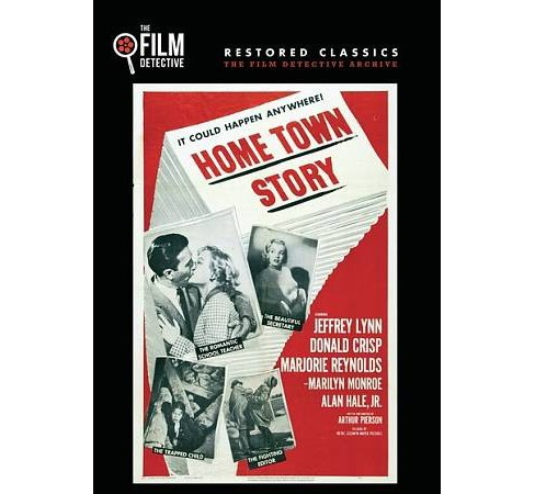 Home Town Story (DVD) - image 1 of 1