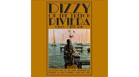 Dizzy Gillespie - Dizzy On The French Riviera (Vinyl) - image 1 of 1