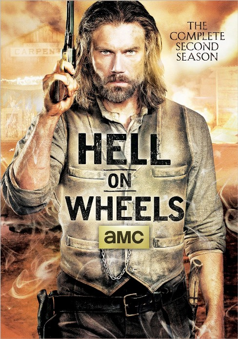 Hell on Wheels: The Complete Second Season [3 Discs] - image 1 of 1