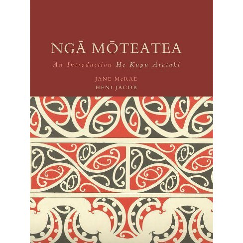 Nga Moteatea - by  Jane McRae (Paperback) - image 1 of 1