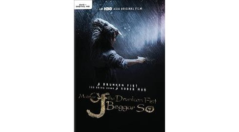 Master Of The Drunken Fist:Beggar So (DVD) - image 1 of 1