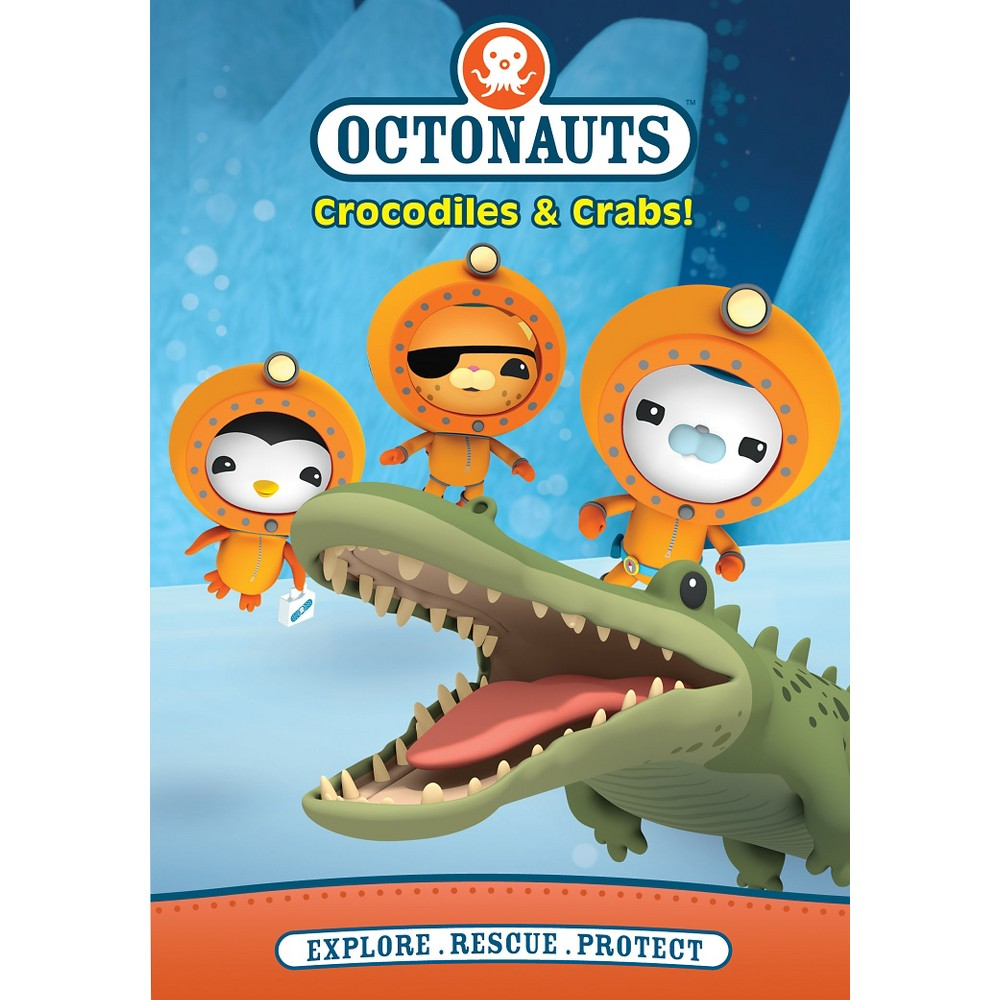 Octonauts: Crocodiles & Crabs