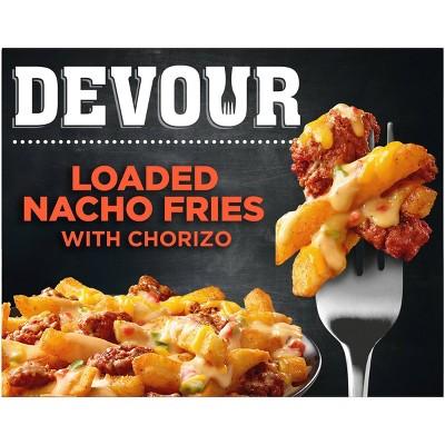 Devour Frozen Loaded Nacho Fries - 10oz