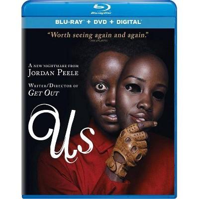Us (Blu-Ray + DVD + Digital)