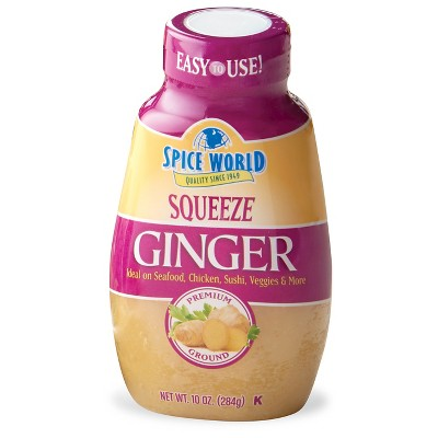 Spice World Squeeze Ginger - 10oz