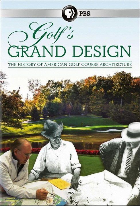 Golf's grand design (DVD) - image 1 of 1