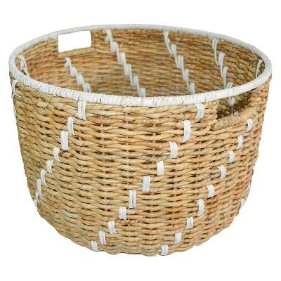 Decorative Basket Pillowfort Khaki - Pillowfort™