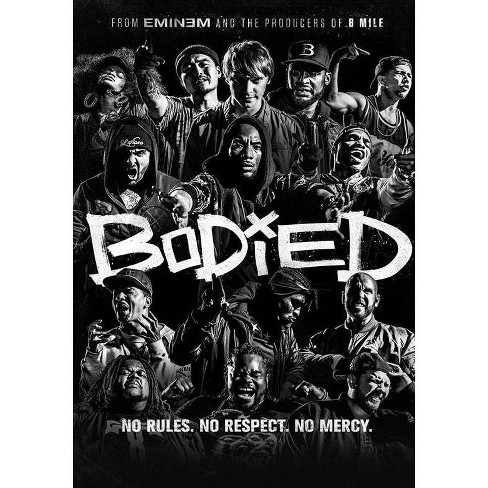 Bodied (DVD) - image 1 of 1