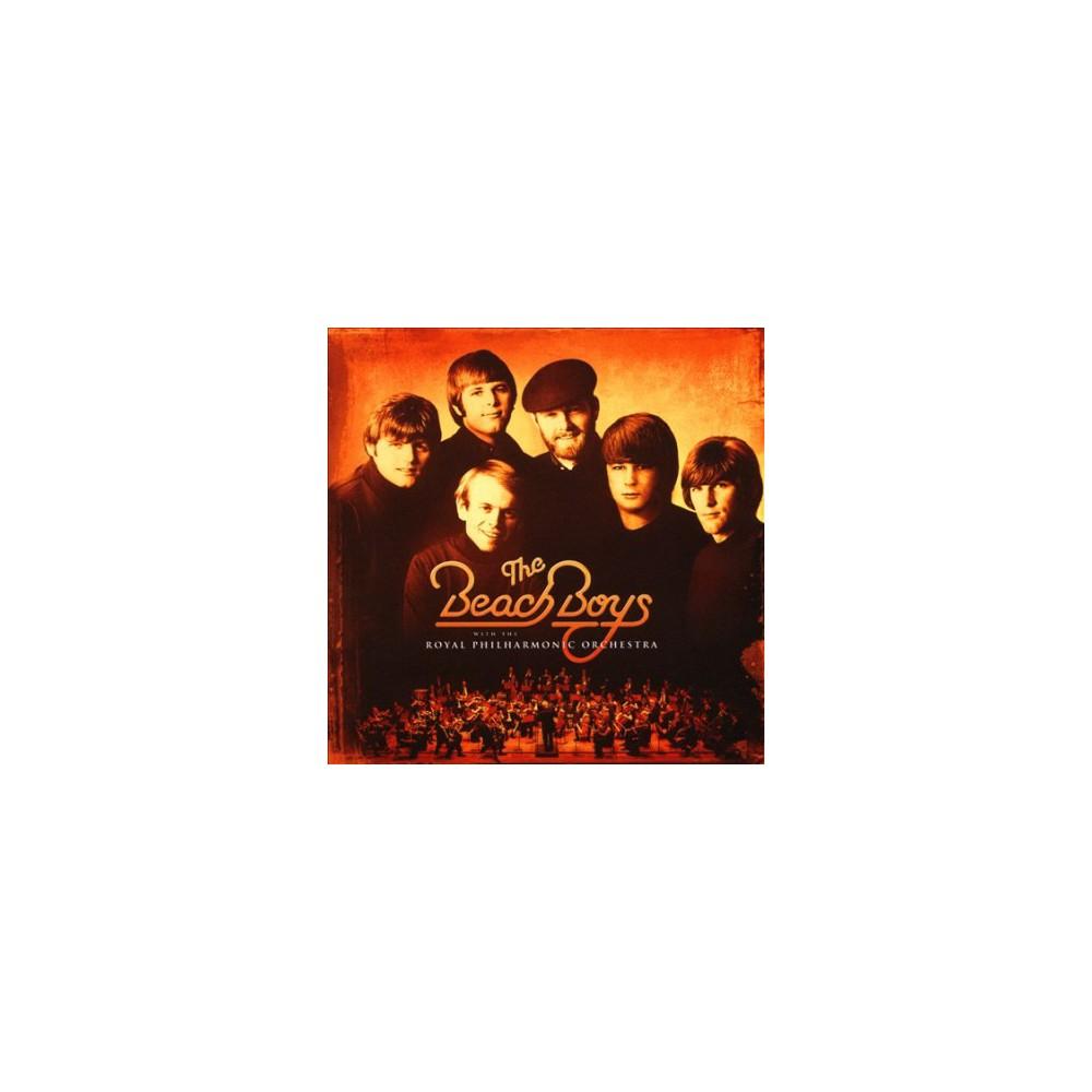 Beach Boys - Beach Boys With The Royal Philharmoni (CD)