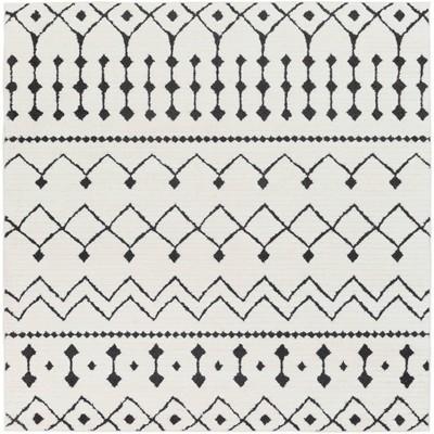 Irmo Shag Global Rugs White - Artistic Weavers