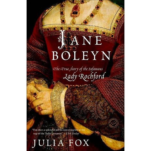 Jane Boleyn - (Random House Reader's Circle) by  Julia Fox (Paperback) - image 1 of 1