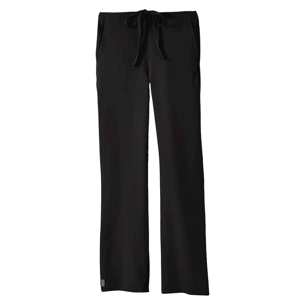 Newport Ave Scrub Pants Black Medium