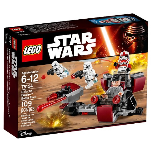 LEGO® Star Wars™ Galactic Empire™ Battle Pack 75134 - image 1 of 7