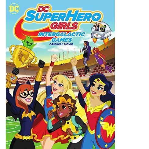DC Super Hero Girls: Intergalactic Games (DVD) - image 1 of 1
