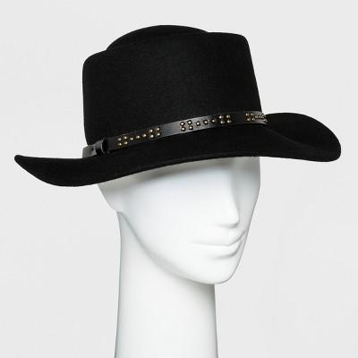33b4ea8cafa Womens Boater Hat – Universal Thread™ Black – Target Inventory ...