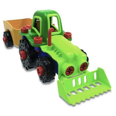 Edu-Toys MyFirst Engineering Farm Tractor Ages 3+