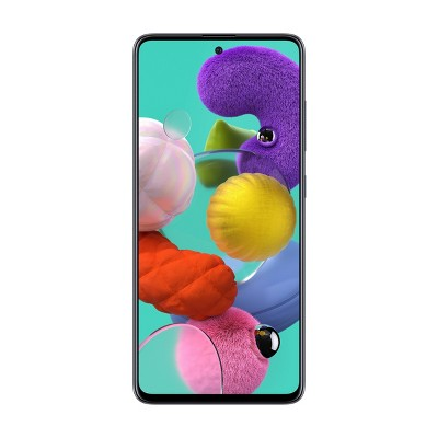 Samsung A51 LTE Unlocked (128GB) - Black