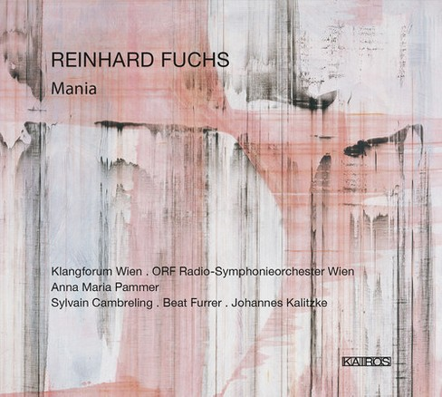 Klangforum Wien - Fuchs:Mania (CD) - image 1 of 1