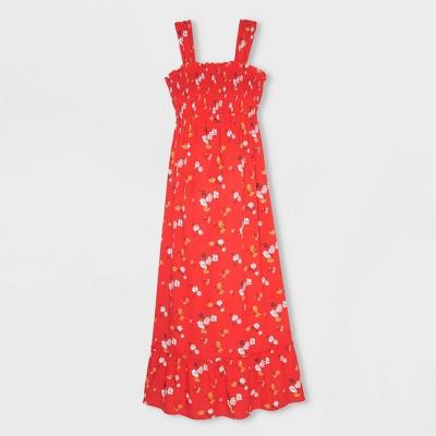 Floral Print Sleeveless Smock Maternity Dress - Isabel Maternity by Ingrid & Isabel™
