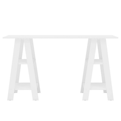 Manchester Writing Desk White - Chique
