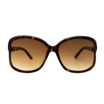 Women's Sunglasses - A New Day™ Tort