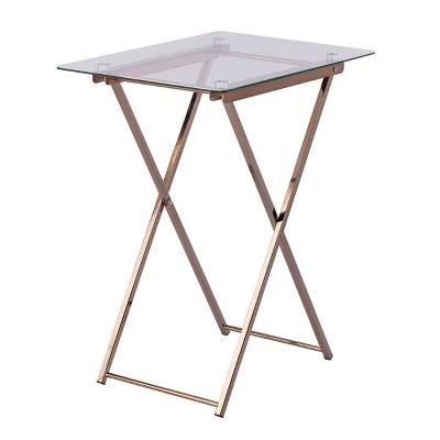 Milton Folding Tray Table - Aiden Lane