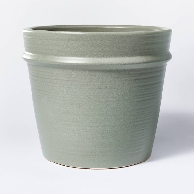 Earthenware Tabletop Planter - Threshold™ designed with Studio McGee