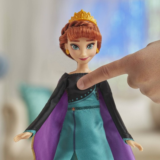 Disney Frozen 2 Musical Adventure Anna Doll image number null