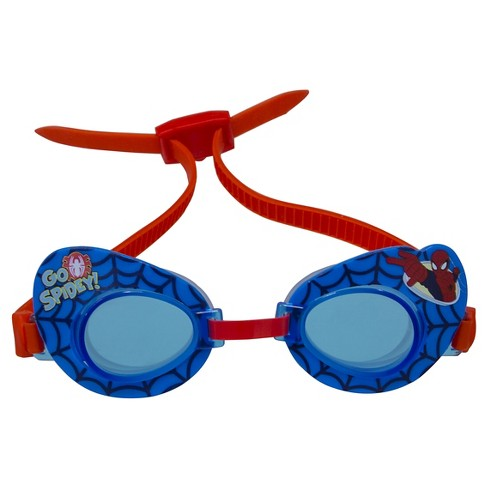 Licensed Swim Goggles - Spider-Man - image 1 of 1