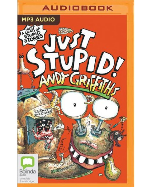 Just Stupid! -  (Just) by Andy Griffiths (MP3-CD) - image 1 of 1
