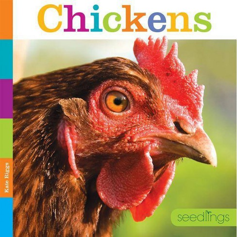Seedlings: Chickens - by  Kate Riggs (Paperback) - image 1 of 1
