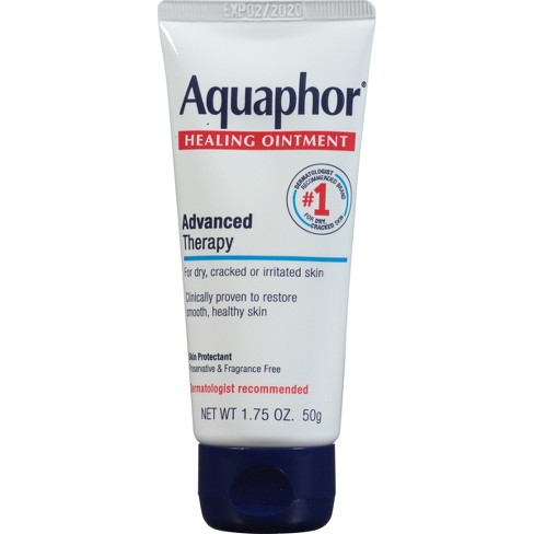 Unscented Aquaphor Healing Ointment Tube - 1.75oz - image 1 of 4
