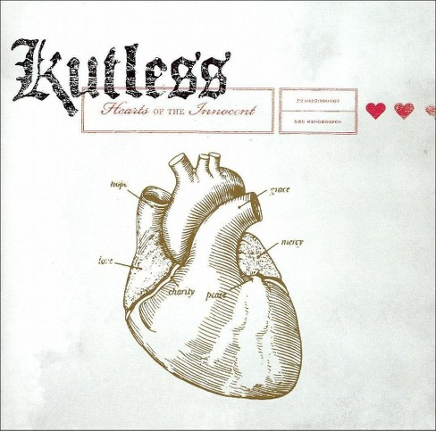 Kutless - Hearts of the Innocent (CD) - image 1 of 1