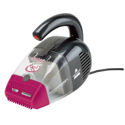 BISSELL Pet Hair Eraser Corded Hand Vacuum - Magenta & Gray 33A1B