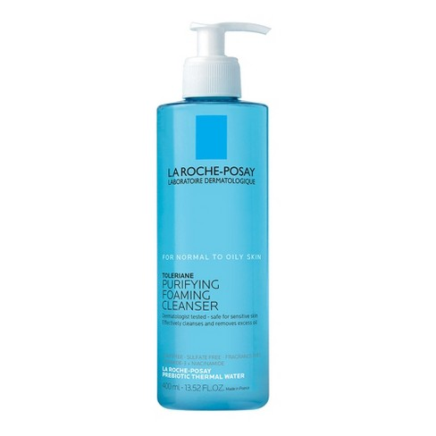 La Roche Posay Toleriane Purifying Foaming Face Cleanser - 13.5oz - image 1 of 2