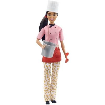 Barbie Careers Pasta Chef Doll