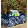 Picnic at Ascot Original Folding Trunk Organizer with Removable Cooler - Durable No Sag Design - image 4 of 4