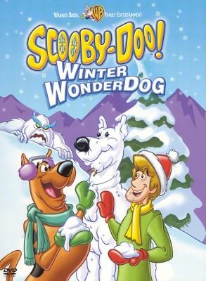Scooby-Doo!: Winter WonderDog (DVD)