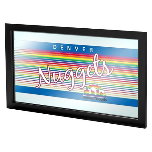Denver Nuggets Team Logo Wall Mirror - image 1 of 1