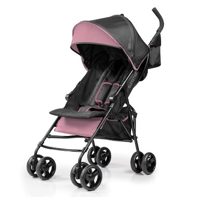 Summer Infant 3Dmini Convenience Stroller - Pink