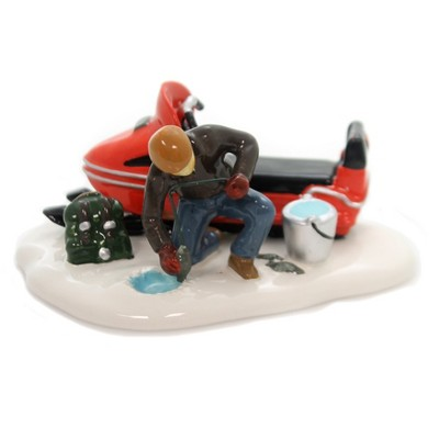 """Department 56 Accessory 2.25"""" Catch Of The Day Snow Village  -  Decorative Figurines"""